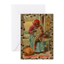 1909 Thanksgiving Greetings Cards (Pkof20)(Remake)