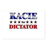KACIE for dictator Postcards (Package of 8)