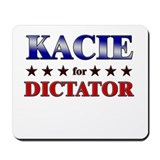 KACIE for dictator Mousepad