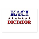 KACI for dictator Postcards (Package of 8)