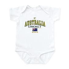 AUS Australia Cricket Infant Bodysuit