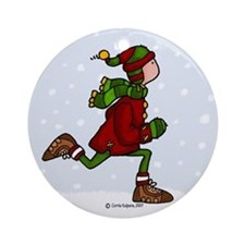 cool runnings II Ornament (Round)
