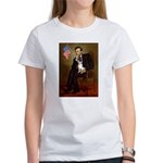 Lincoln / Rat Terreier Women's T-Shirt