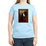 Lincoln / Rat Terreier Women's Light T-Shirt