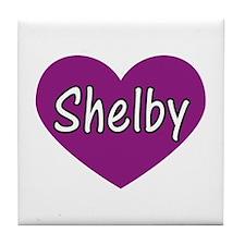 Shelby Tile Coaster