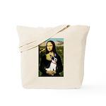 Mona / Rat Terrier Tote Bag