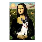 Mona / Rat Terrier Postcards (Package of 8)