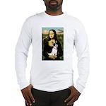 Mona / Rat Terrier Long Sleeve T-Shirt