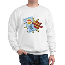 Natural Blue Danes VS Chips Sweatshirt