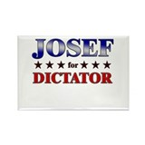 JOSEF for dictator Rectangle Magnet