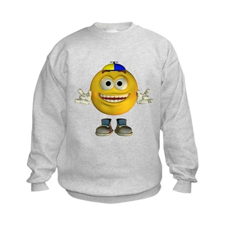 ASL Boy Kids Sweatshirt