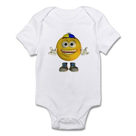 ASL Boy Infant Bodysuit