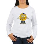 ASL Boy Women's Long Sleeve T-Shirt