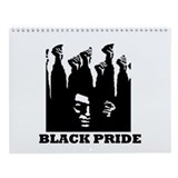 Black Pride Wall Calendar