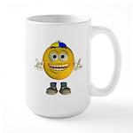 ASL Boy Large Mug