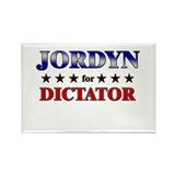 JORDYN for dictator Rectangle Magnet (10 pack)