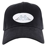 Chrome Trucker Girls Baseball Cap