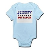 JORDY for dictator Onesie