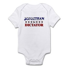 JONATHAN for dictator Infant Bodysuit