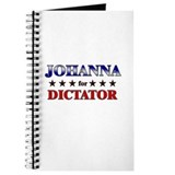 JOHANNA for dictator Journal