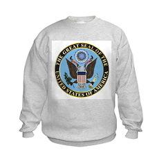 Great Seal Kids Sweatshirt