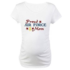 Air Force Mom (collage) Shirt