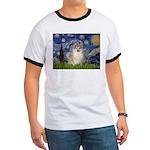 Starry / Pomeranian Ringer T