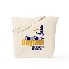 One Step Beyond Tote Bag