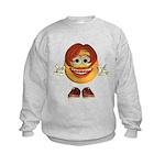 ASL Girl Kids Sweatshirt