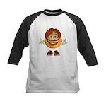 ASL Girl Kids Baseball Jersey