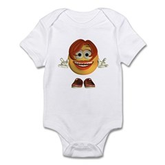ASL Girl Infant Bodysuit