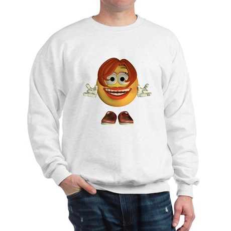 ASL Girl Sweatshirt