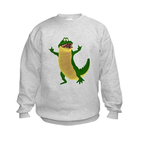 Crawley Croc Kids Sweatshirt
