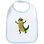 Crawley Croc Bib