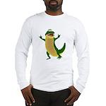 Crawley Croc Long Sleeve T-Shirt