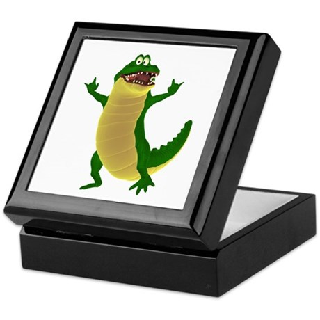 Crawley Croc Keepsake Box