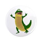 "Crawley Croc 3.5"" Button"