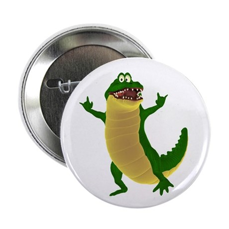 "Crawley Croc 2.25"" Button"