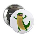 "Crawley Croc 2.25"" Button"