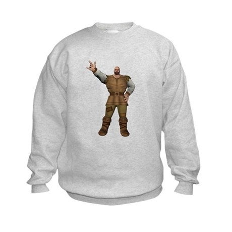 Fairytale Giant Kids Sweatshirt