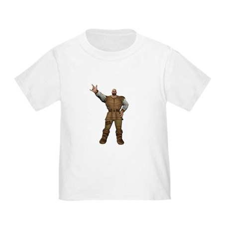 Fairytale Giant Toddler T-Shirt
