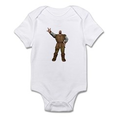 Fairytale Giant Infant Bodysuit