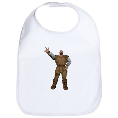 Fairytale Giant Bib