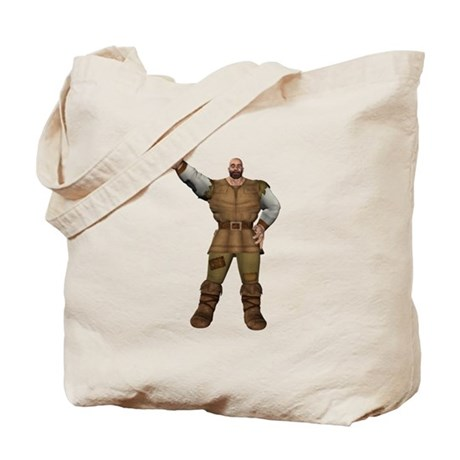 Fairytale Giant Tote Bag