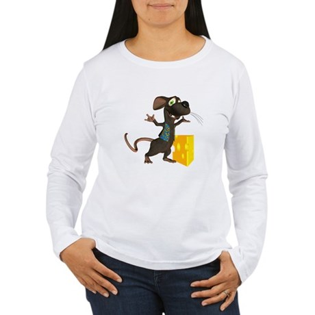 Rattachewie Women's Long Sleeve T-Shirt