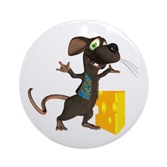 Rattachewie Ornament (Round)