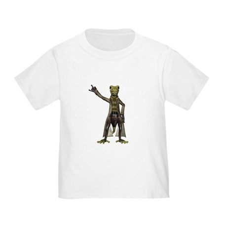 Sal A. Manda Toddler T-Shirt
