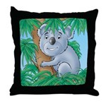 Kerwin's Throw Pillow