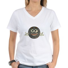 Twinkle Moon Women's V-Neck T-Shirt