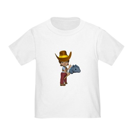 Cowgirl Kit Toddler T-Shirt